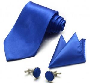 Набор для жениха синий