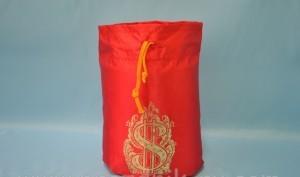 Мешок для сбора денег красный