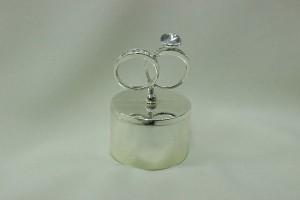 Шкатулка для свадебных колец