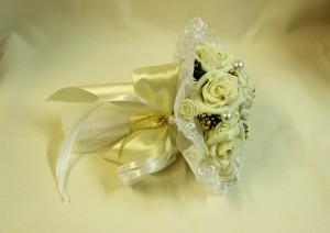 Свадебный букет-дублер невесты