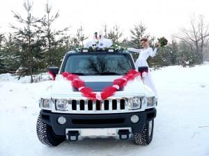Авто на свадьбу в Новосибирске