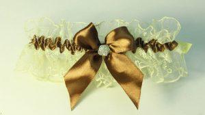 Подвязка-невесты-айвори-золото