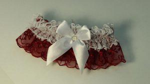 Подвязка-невесты-бордовая-марсала