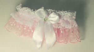 Подвязка-невесты-розовая