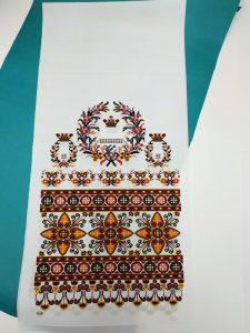 Рушник-роспись