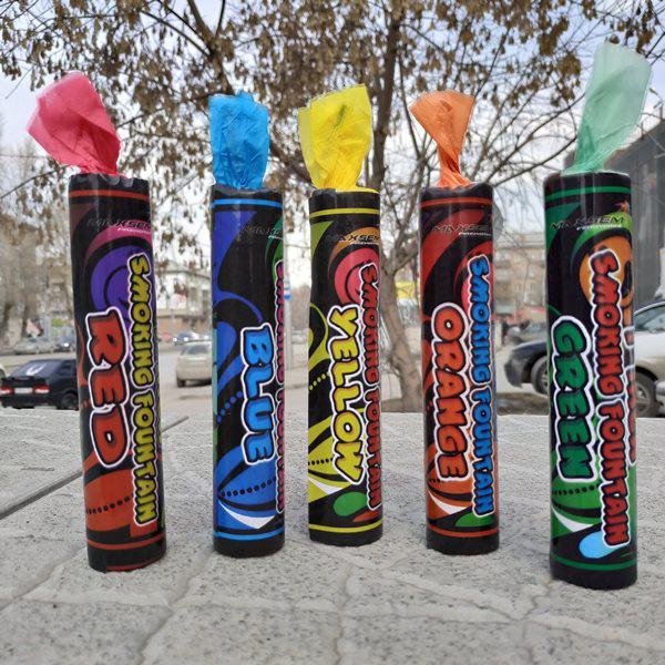 Цветной-дым-польский-60сек