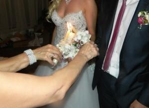 зачем нужен семейный очаг на свадьбе