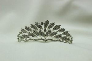 Диадема корона невесты для свадебной прически