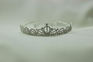 Диадема корона для прически на голову