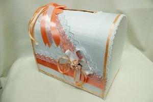 Семейный банк, коробка для сбора денег персиковый