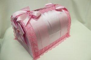 Семейный банк, коробка для сбора денег розовый