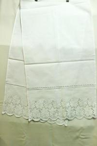 Рушник для каравая вышитый белый