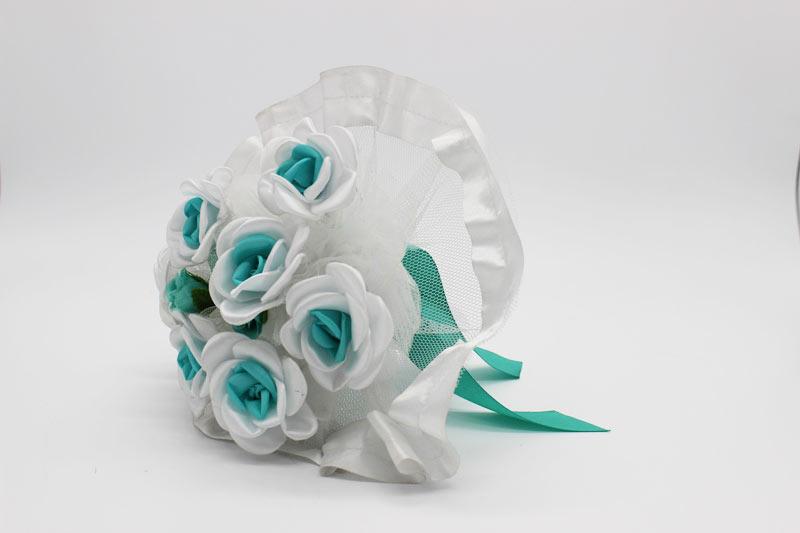 Букет дублер невесты мятный