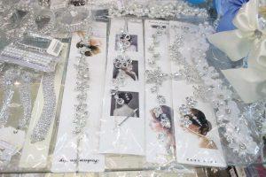 Бижутерия для невесты в ассортименте