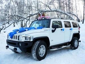 Свадебные машины в Новосибирске