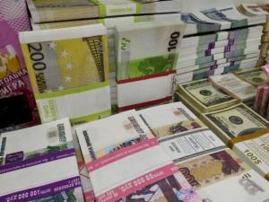 Деньги на выкуп и на конкурсы