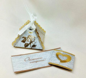 Бонбоньерки подарки гостям на свадьбе