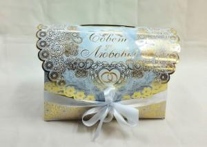 Семейный банк для сбора подарочных конвертов